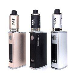 80W Safe Electronic Cigarette Vape Mod Box Shisha Pen E Cig Smoke LED Big Smoke Vaporizer Hookah Vaper Mechanical E Cigarettes