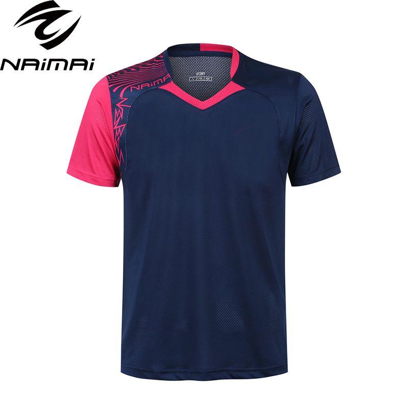 Freies Drucken Badminton shirt Männer/Frauen, sport badminton t-shirt, Tischtennis shirts, Tennis tragen dry-cooles shirt 5062
