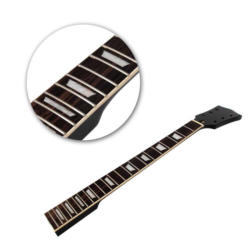 1 Pc guitare électrique cou pour Gibson Les Paul LP pièces érable palissandre 22 Fret