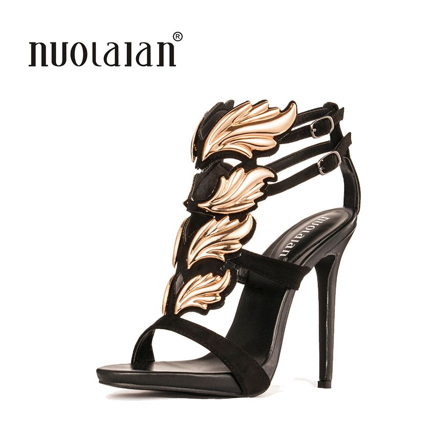 Brand fashion women pumps leaf <font><b>flame</b></font> high heel pumps shoes for women sexy peep toe high heels sandals party wedding shoes woman