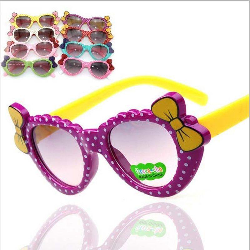 2016 Новая Мода Дети Солнцезащитные очки для женщин Обувь для мальчиков Обувь для девочек дети ребенок Защита от солнца Очки очки uv400 зеркало ...