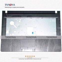 Orig Baru untuk Lenovo Z40-70 Z40-75 Z40 G40 G40-30 G40-45 G40-70 Tempat Berteduh Atas Kasus Keyboard Bezel dengan Touchpad AM0TG000400
