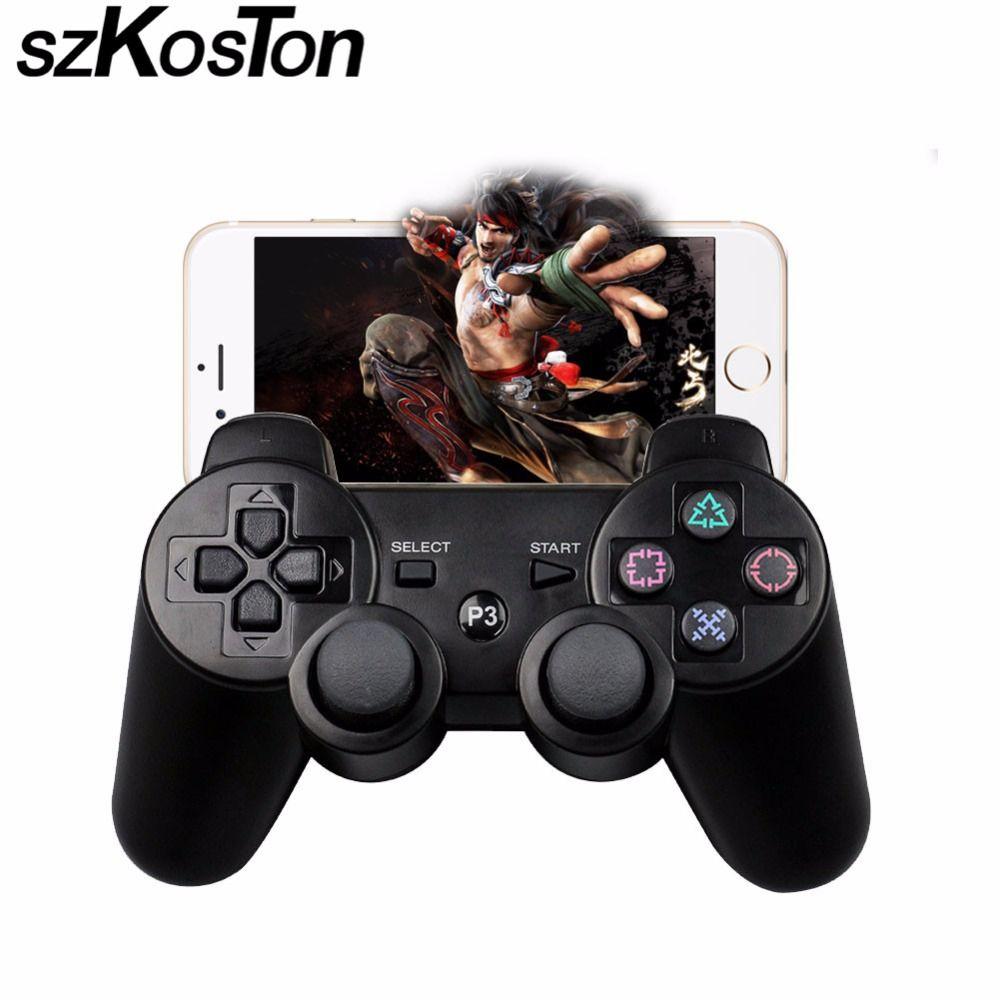 2.4 г Беспроводной игровой контроллер Bluetooth для Sony PlayStation 3 PS3 controle джойстик геймпад игровой контроллер удаленного