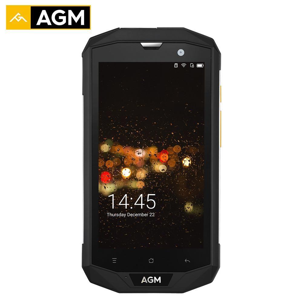 AGM A8 IP68 Waterproof Mobile Phone 5.0