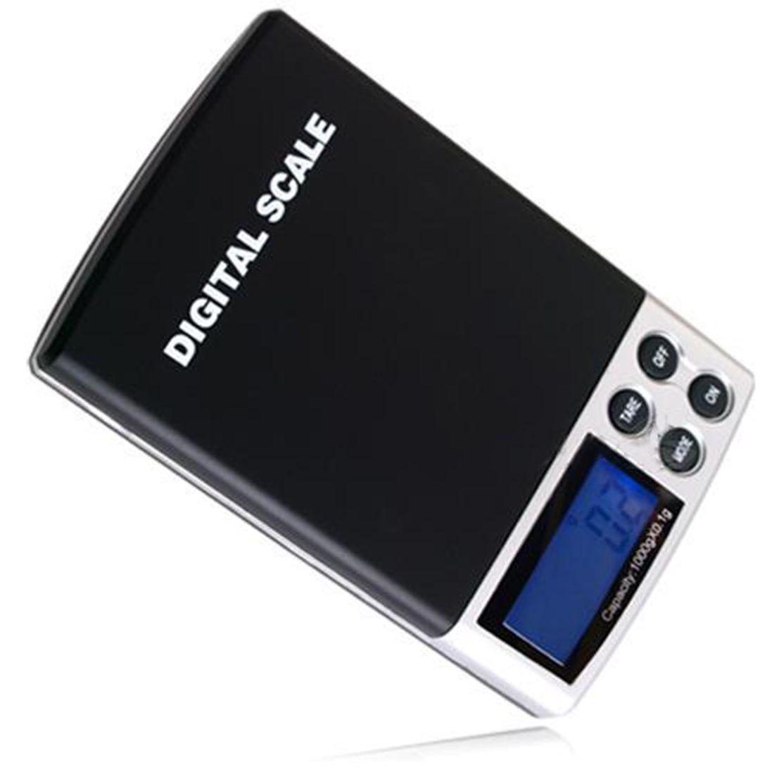 Nouveau 1000g x 0.1g LCD Affichage Mini Électronique Numérique Bijoux Balance De Poche Balance Poids Pesant Échelle