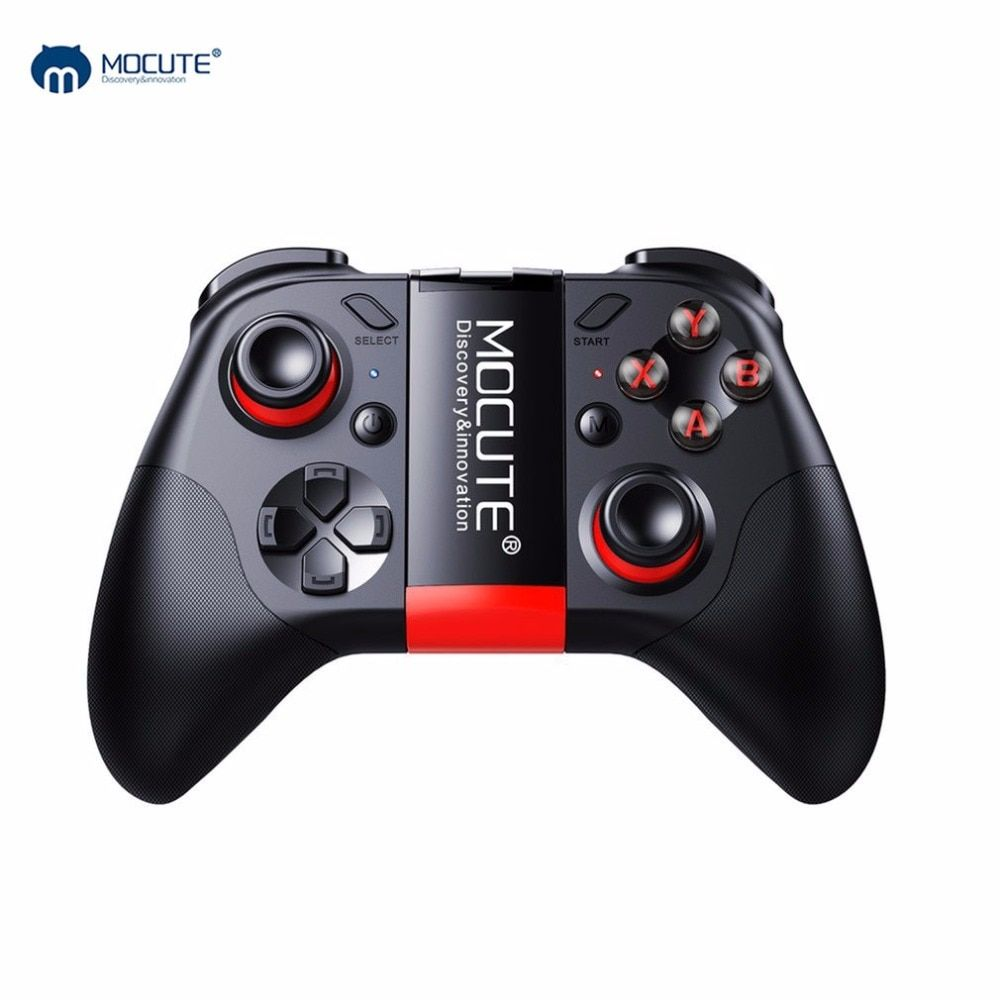MOCUTE PC Wireless Remote Controller Game Pad Bluetooth Gamepad Android Joystick for Smartphone for VR TV BOX