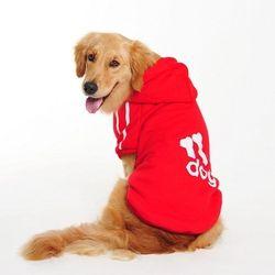 Big Dog ropa para Golden Retriever Perros gran tamaño invierno Perros coat HOODIE ropa para Perros deportiva 3XL-9XL