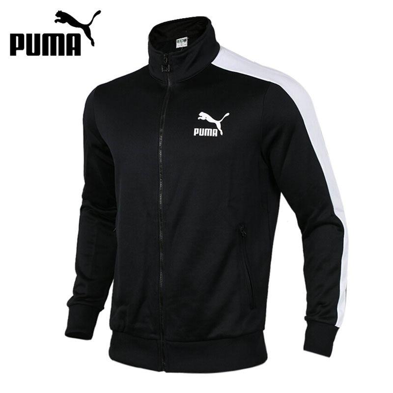 Original Neue Ankunft 2018 PUMA Archiv T7 Track Jacke herrenjacke Sportkleidung