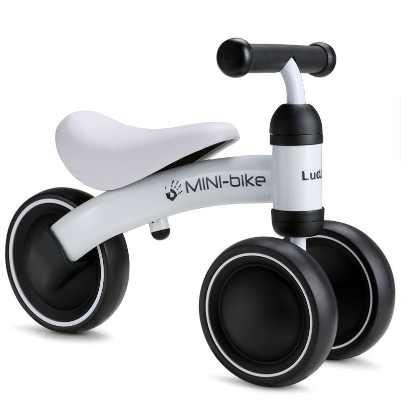 Brand Children Balance Bikes Scooter Baby Walker Infant 1-3years Scooter No Foot Pedal Driving Bike Gift for Infant three wheel