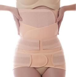 Nouveau 3 Pièces/ensemble De Maternité Postnatal Ceinture Après La Grossesse bandage Bandeau Taille Corset Femmes Enceintes Slim Shapers Sous-Vêtements