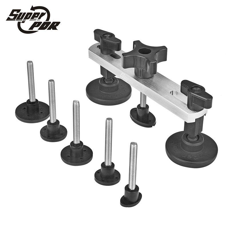 <font><b>Super</b></font> PDR tools Dent Removal Paintless Dent Repair pops A Dent Pulling Bridge for car tool kit Instruments DIY hand tool