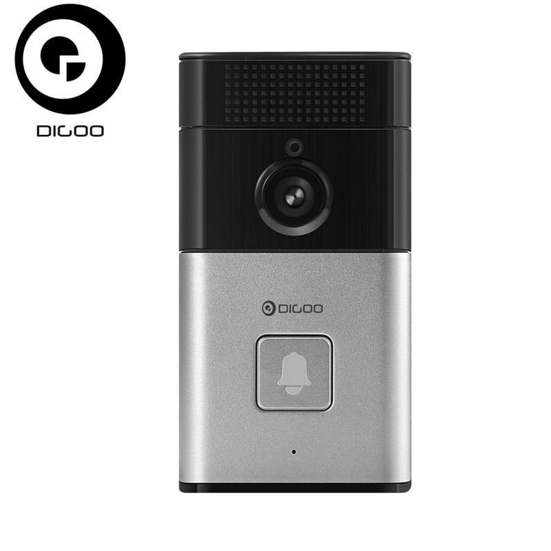DIGOO SB-XYZ <font><b>Wireless</b></font> Bluetooth and WIFI Smart Home HD Video DoorBell Camera Phone Ring Security Camera Monitor