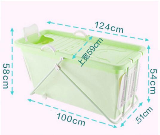 Hohe Qualität Verdickung Hartplastik Sauna Badewanne Für Erwachsene Übergroßen Kind Baby Badewanne Haushalt Dampf Eimer 110 CM