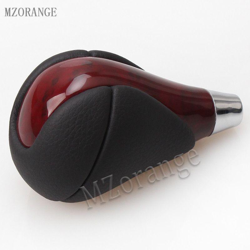 MZORANGE Braun Holz Schaltknauf Für Lexus RX350 RX450h IS250 IS350 ES300 ES350 GS300 GS350 LS460 LS430 LS600h LX470