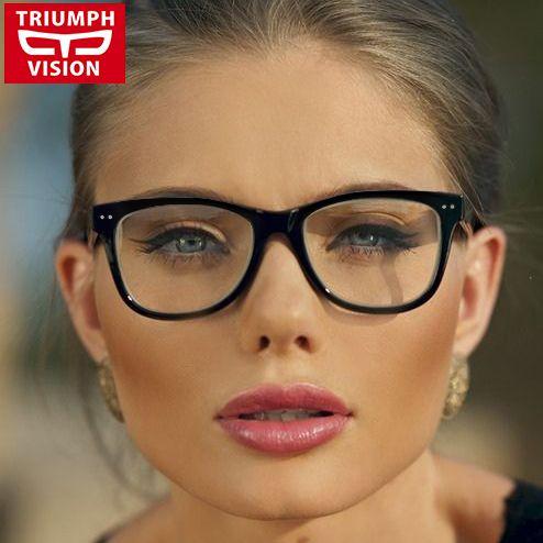 Multicolor Eyeglasses Frames Men Women Fashion Plain Mirror Ultralight Acetate Eyewear Male Vintage Glasses Frame Women Men