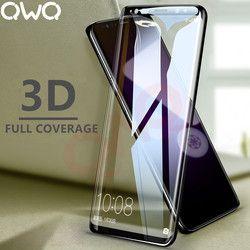 3D Pleine Couverture Protecteur D'écran En Verre Pour Samsung Galaxy S9 S8 Plus S7 S6 bord En Verre Trempé Pour samsung J5 J7 2016 2017 Note 8