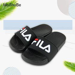 Niños y Niñas verano Casual sandalias Soft Sole moda patrón niños zapatillas descalzo zapatos de agua para niños baño playa