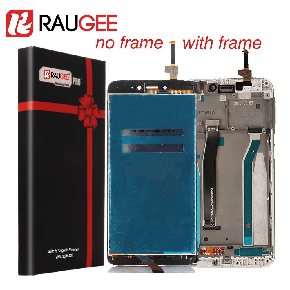 for Xiaomi Redmi 4X Lcd Screen Tested LCD Display Touch Screen with frame Digitizer Replacement for Red mi 4X Pro Display