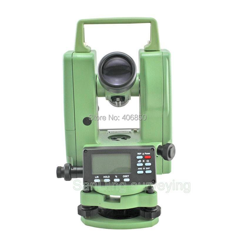 DE-2A  , electronic theodolite ,Laser plummet