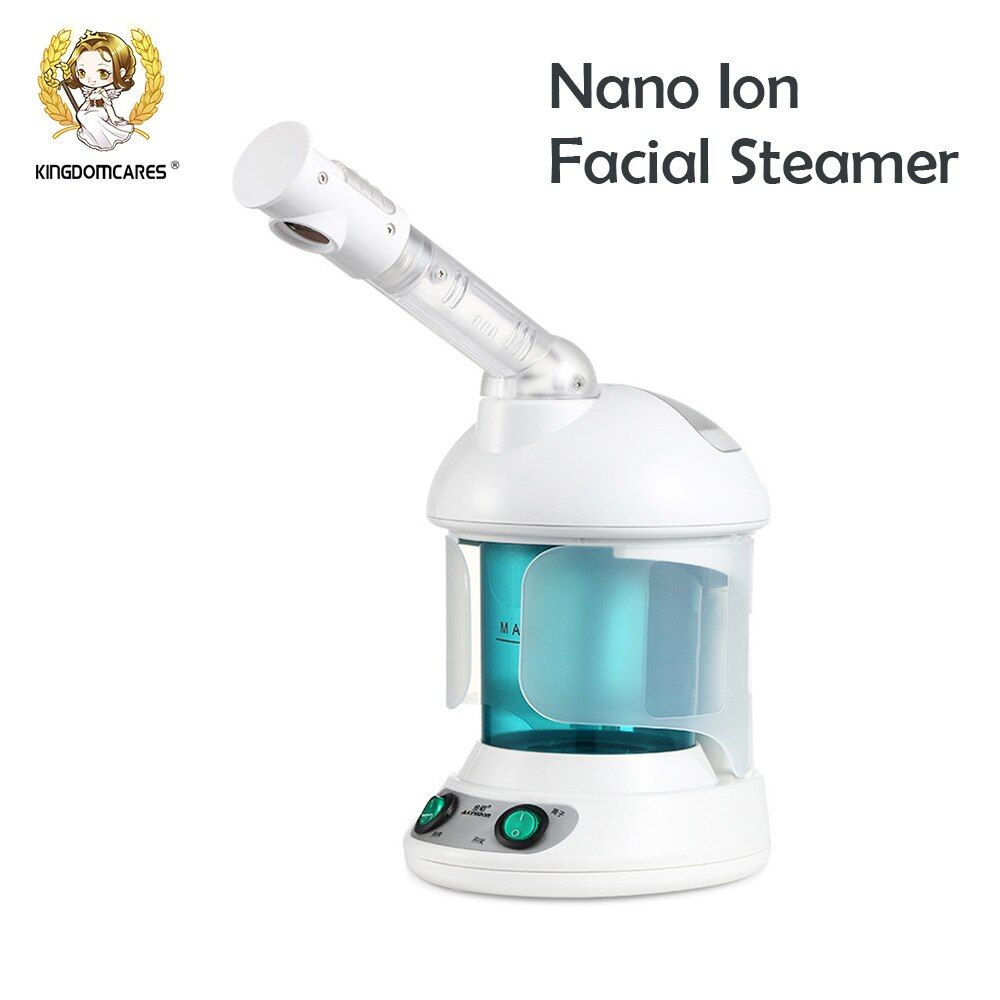 Facial Steamer Face Mist Sprayer Nano Mister Humidifier Moisturizer Steam Generator Nebulizer Vaporizer Beauty Salon SPA Inhaler