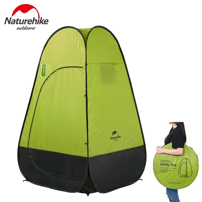 Naturehike Quick Automatic Opening Washing Toilet Rainproof Tent Fishing Restroom Portable Windproof Outdoor Camping Tent