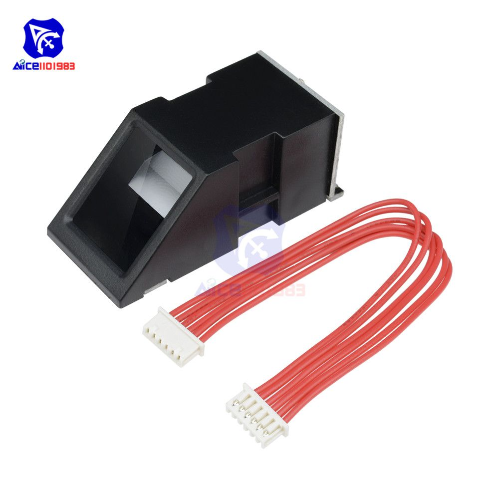 FPM10A Fingerprint Reader Sensor Module Optical Fingerprint For Arduino Locks Serial Communication Interface Fingerprint Module