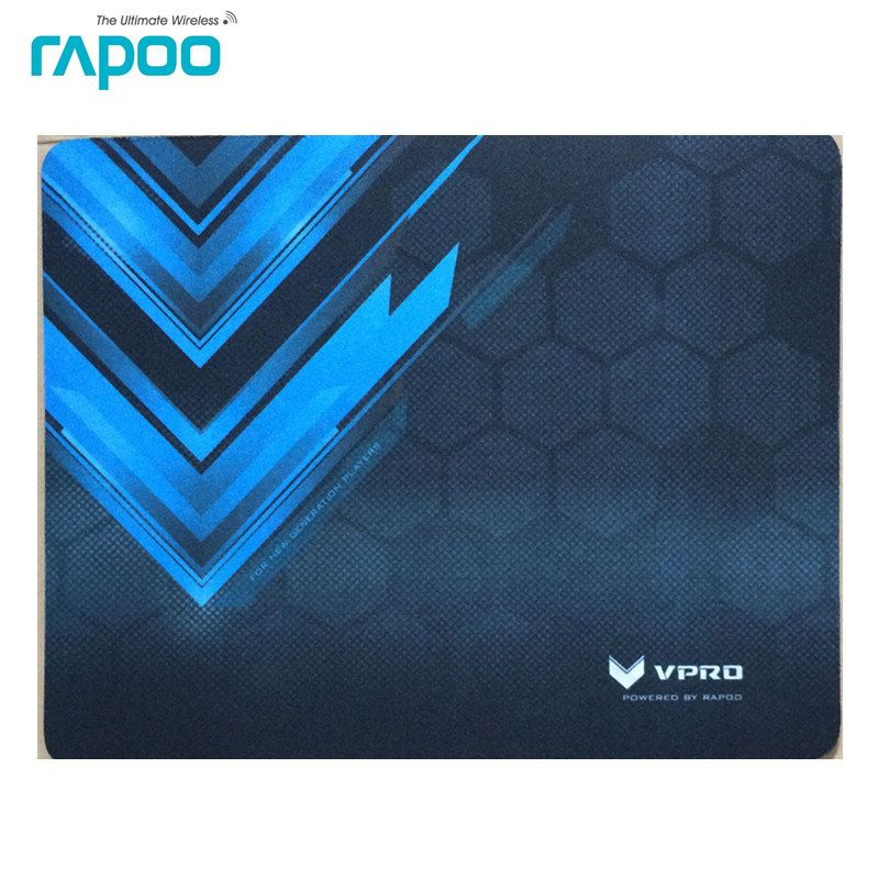 Hot sale Rapoo Mouse Pad 250*210*3mm Gaming Mouse Pad Control/Speed Version Mouse Mat  For Gaming or Wireless mouse