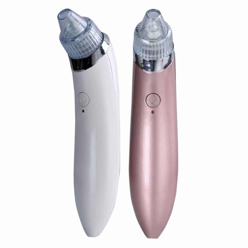 Electric Mini Handheld Dead Skin Acne Vacuum Suction Blackhead Removal Face Lifting Skin Tightening Rejuvenation Beauty Machine
