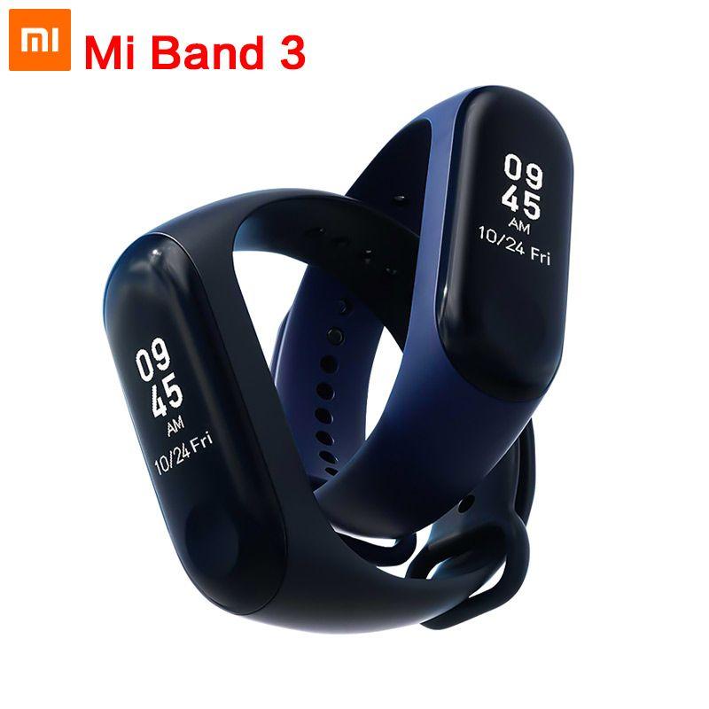 Xiaomi Mi Band 3 Smart Wristband Fitness Bracelet MiBand Band3 0.78