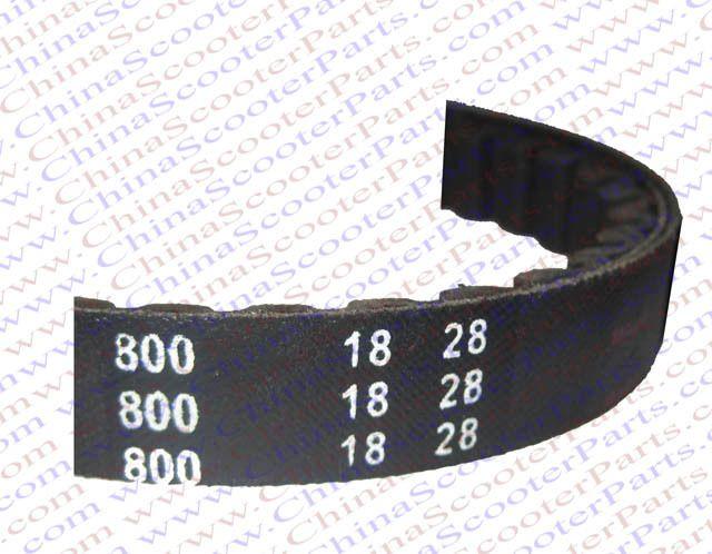 800 18 28 CVT Antriebsriemen JOG 50CC 90CC 100CC 1E40QMB 1E50QMF 1E52QMG Roller ATV Jonway Baotian Roketa Taotao Keeway teile