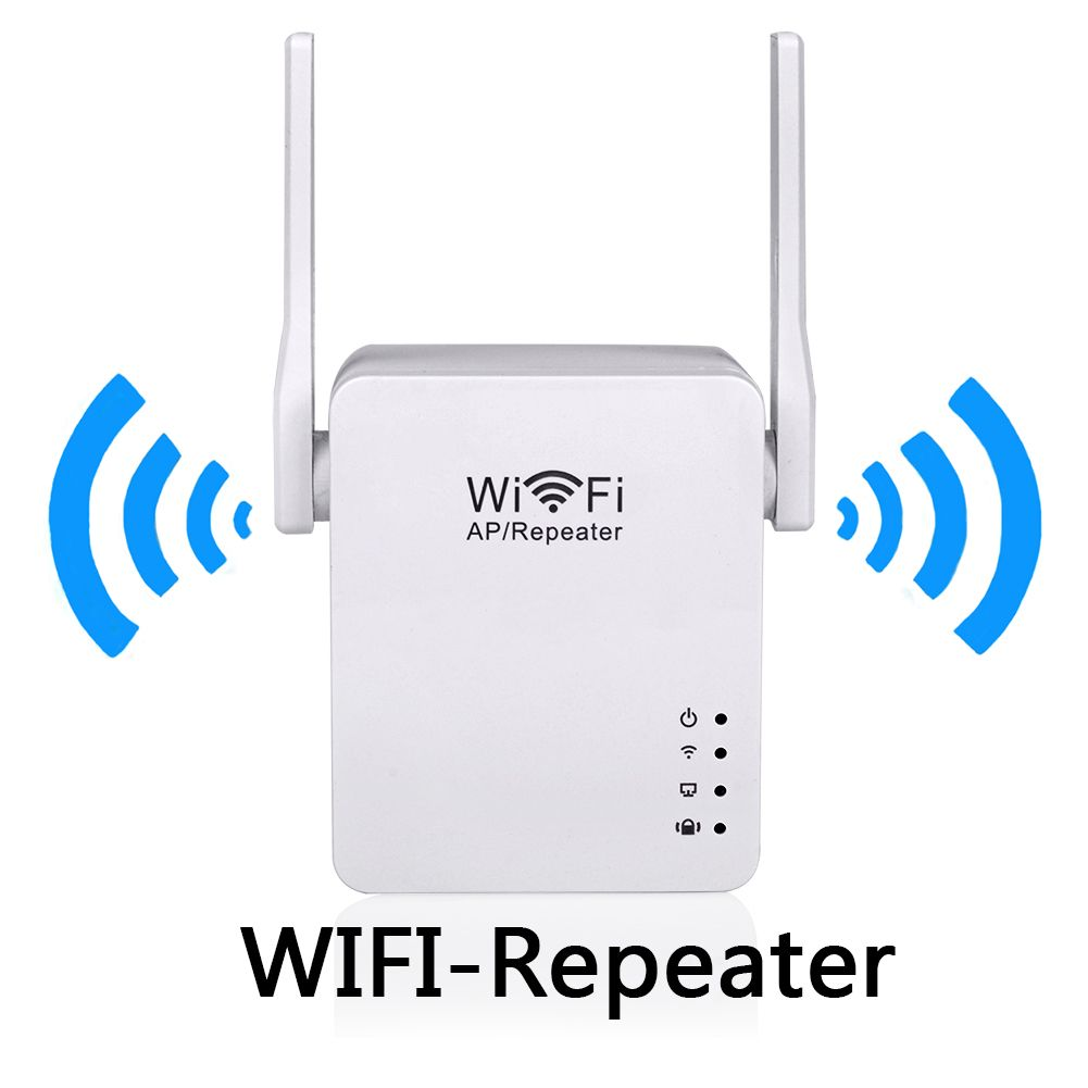 New Wireless Wifi Repeater + USB Charge 300Mbps Mini Repetidor Wifi Signal Amplifier 2.4G Wifi Extender 2dBi Antenna 802.11b/g/n