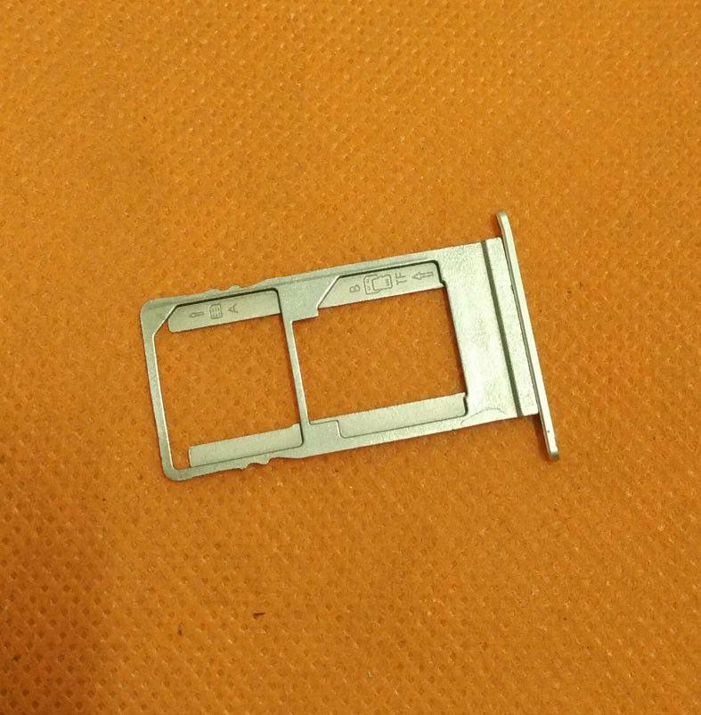 D'origine Sim Card Holder Plateau Fente Pour Carte pour LEAGOO Requin 1 MTK6753 Octa Core 6.0