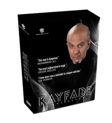 Kayfabe (4 set) durch Max Maven und Luis De Matos-zaubertricks