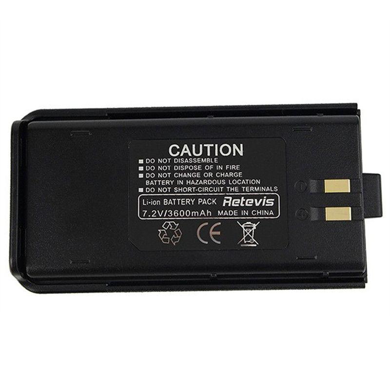5pcs New Original Li-ion Radio Battery 3600mAh for TYT/Tytera TC-3000A Two Way Radio Walkie Talkie