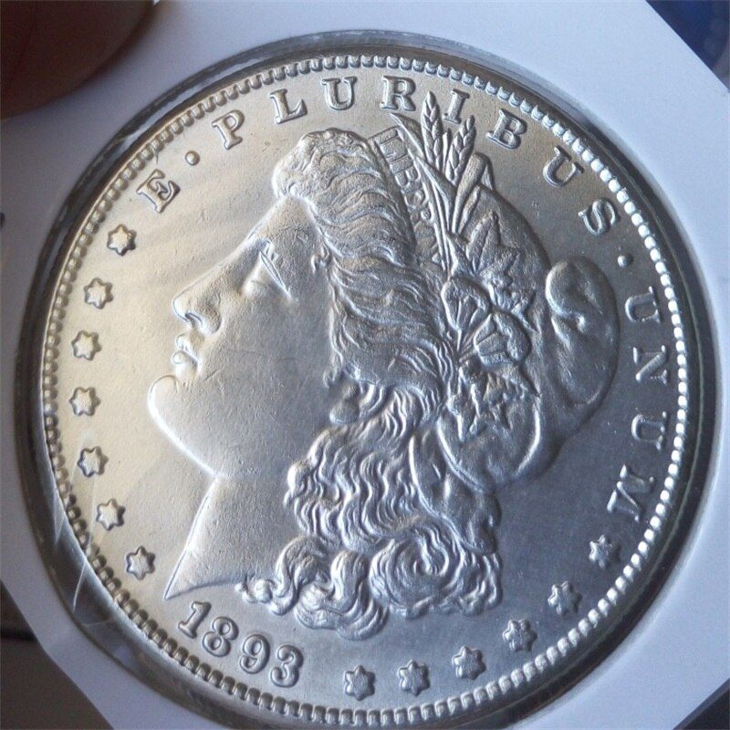 90% silver Date 1893-S Morgan Dollars copy coins -High Quality