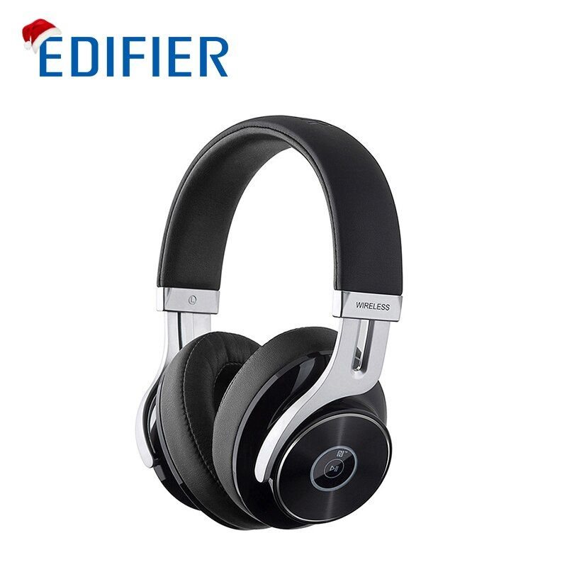 Edifier W855BT Wireless Bluetooth Headphones Stereo HIFI Headphone Headset Deep bass Headphones for All Smartphone