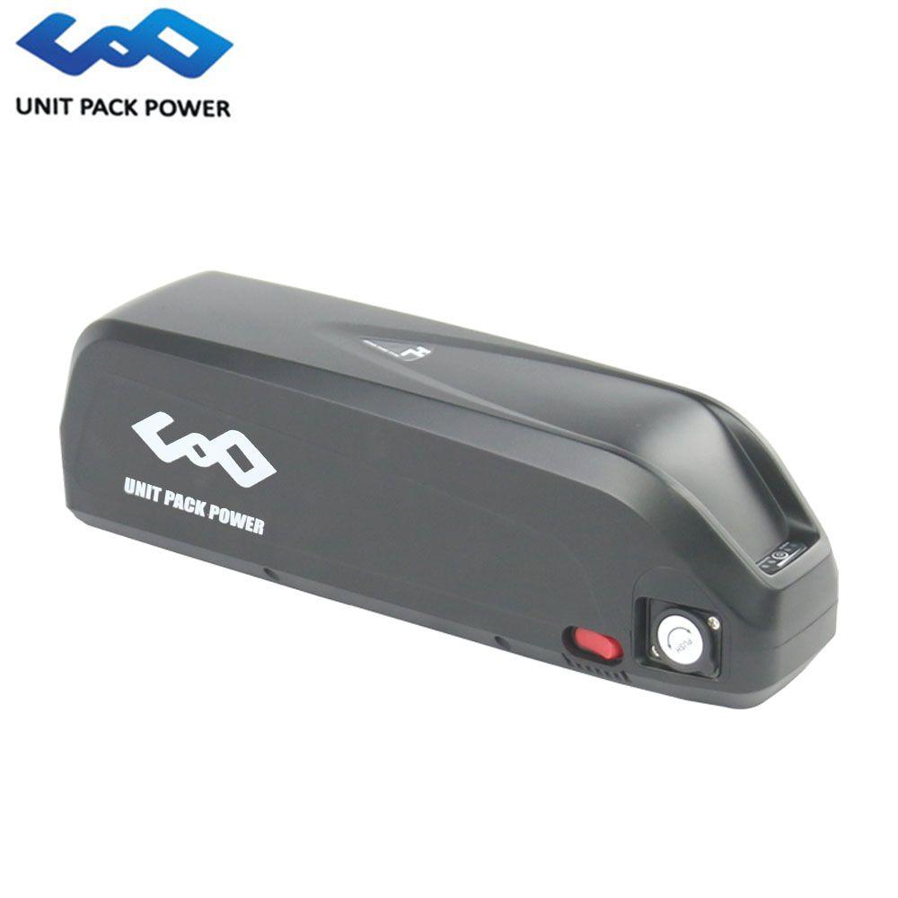 US EU No Tax Hailong battery with USB Sanyo GA cell 48V 17.5Ah Li-ion electric bike battery for Bafang 1000W BBSHD motor kit