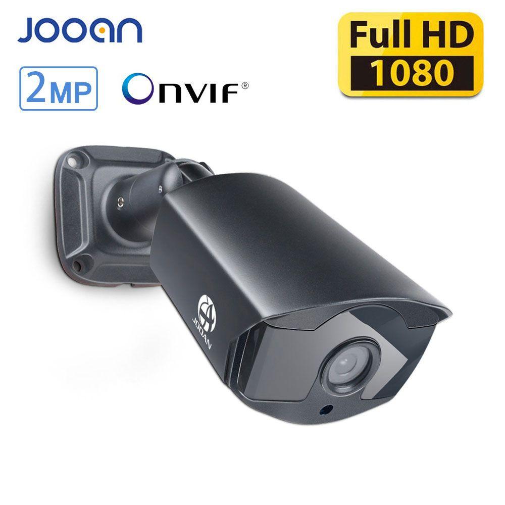 JOOAN caméra IP extérieure étanche CCTV 1080P 20fps HD Email alerte ONVIF P2P détection de mouvement RTSP 48V POE Surveillance vidéo