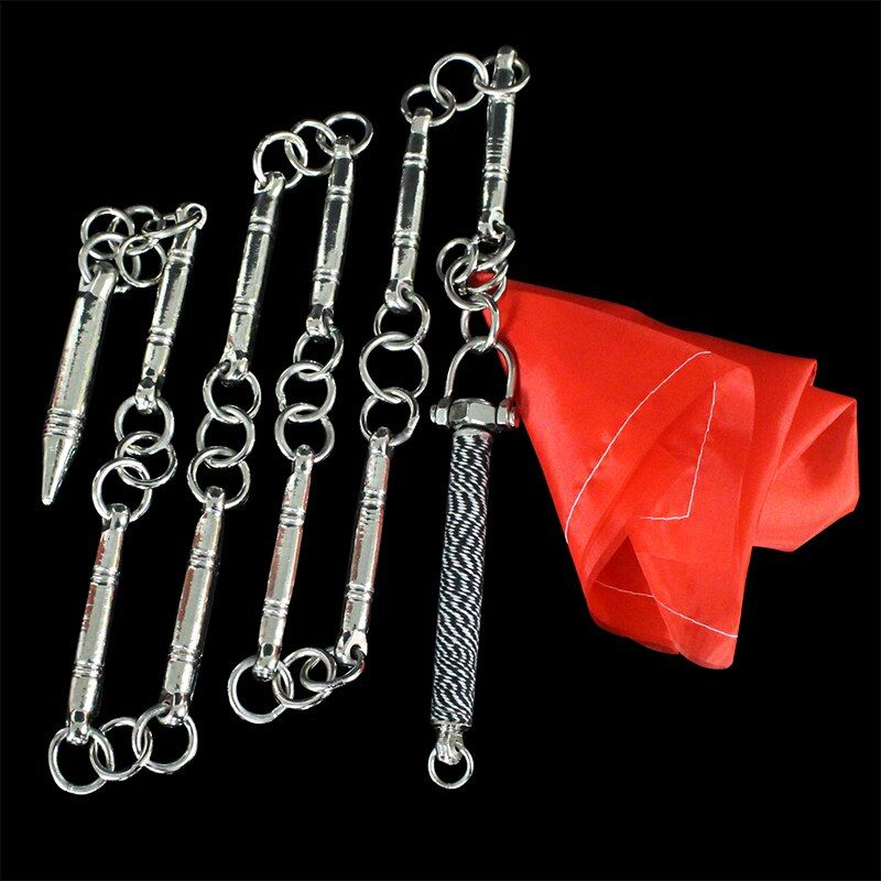 Nine Section Whip wushu whip martial art equipment for kungfu show competition jiujiebian