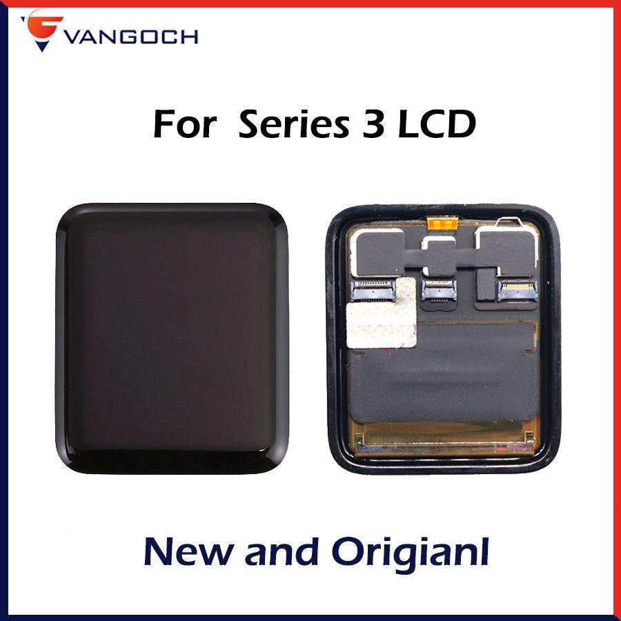 GPS + Cellular Original Für Apple Uhr Serie 3 LCD Display Touchscreen Digitizer Series3 S3 38mm/42mm Ersatz Freies Geschenk