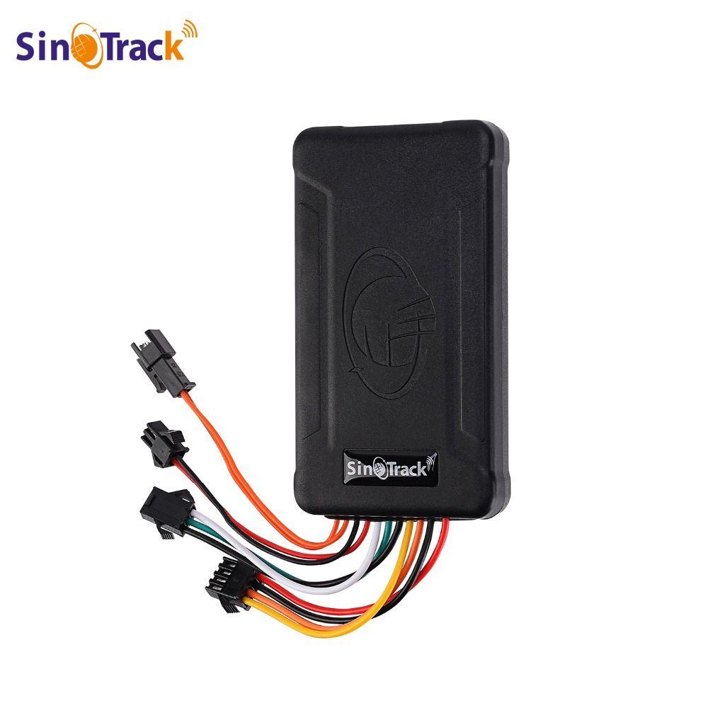 SinoTrack ST-906 GSM GPS tracker pour voiture moto véhicule dispositif de suivi avec coupure d'huile et logiciel de suivi en ligne
