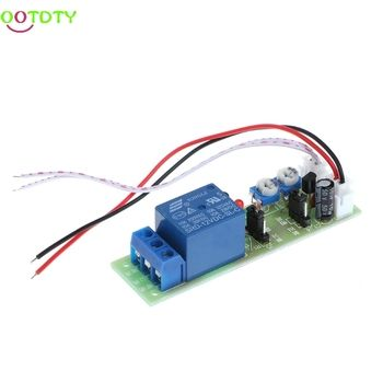 12 V DC Cycle Infini la Temporisation Minuterie Relais ON OFF Commutateur Boucle Module de Déclenchement 828 Promotion