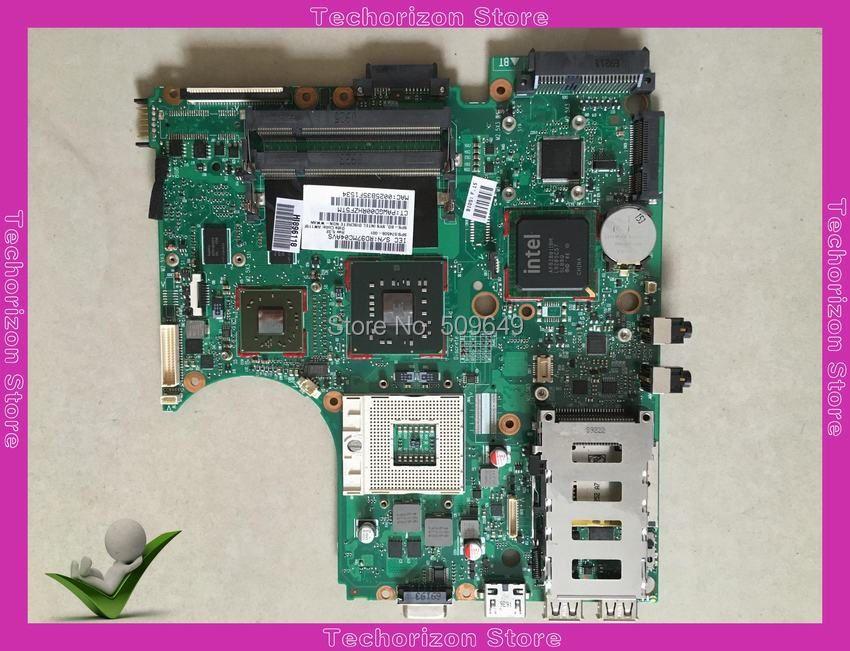 Top qualité, pour ordinateur portable hp carte mère 574508-001 4410 s/4411 S/4510 S/4710 S carte mère d'ordinateur portable, 100% testé 60 jours de garantie