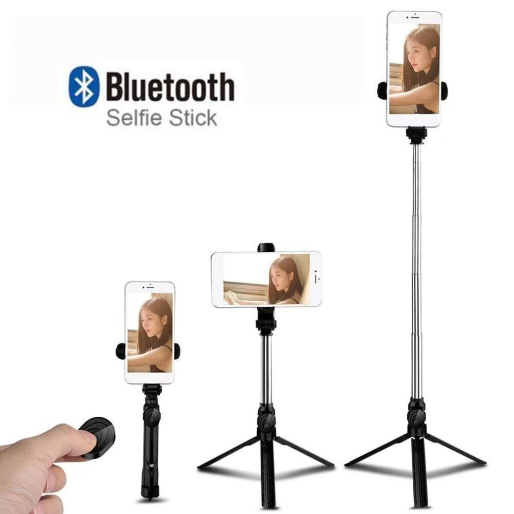 Mini Stativ Monopod selfie Stick Bluetooth Wireless Mit Taste Pau De Palo selfie stick für iphone 6 7 8 plus Android stick