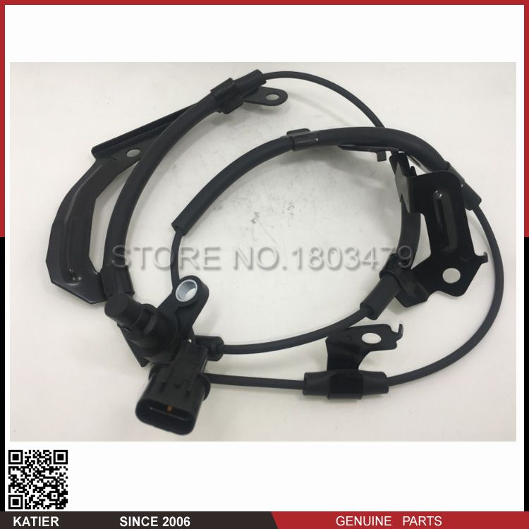 Front Left ABS Wheel Speed Sensor 4670A595 For Mitsubishi Triton L200 Pajero Montero Sport Nativa After 2011