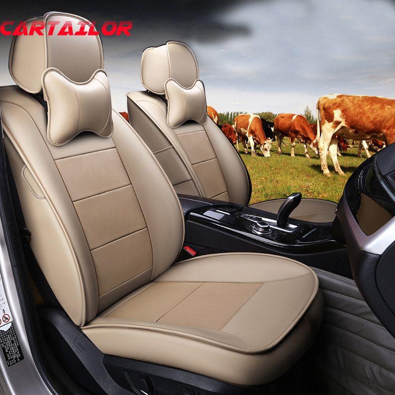 CARTAILOR Custom Fit Auto Sitzbezug Leder für lexus is250 is300 is350 is200 is220 Autos Sitze Umfaßt Sätze Schwarz Vorne und Hinten