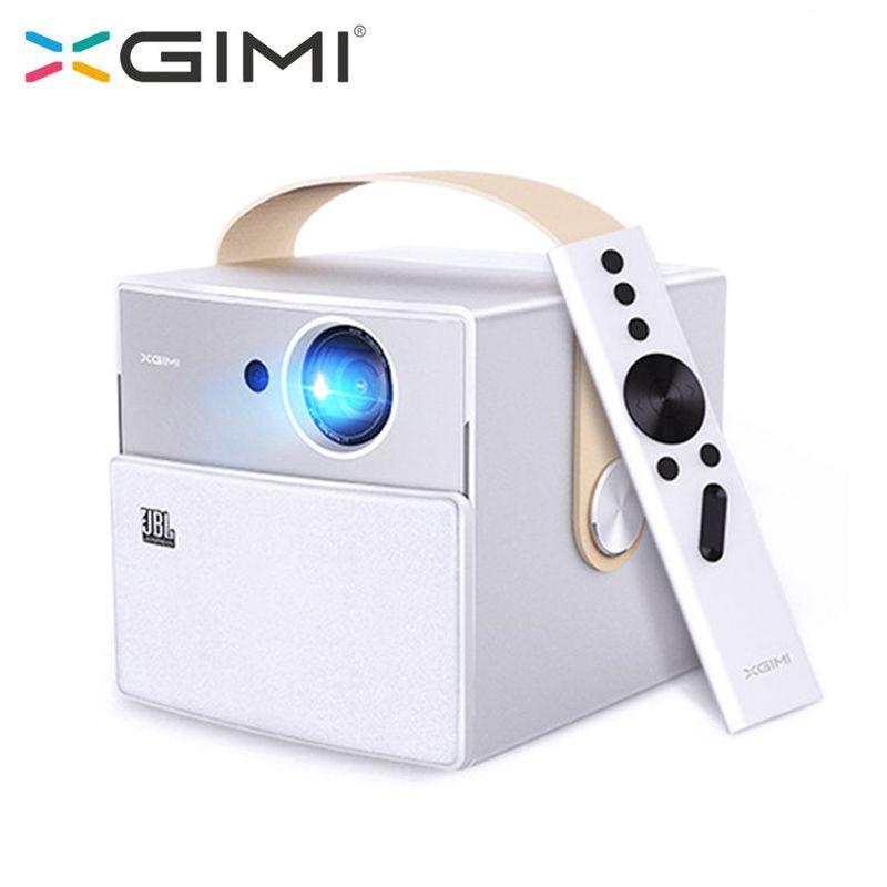XGIMI CC Aurora 3D Tragbare Projektor Andriod 5,1 mit Batterie unterstützung HDMI Bluetooth 4,0 WIF Full HD 1080 P Video Home Beamer