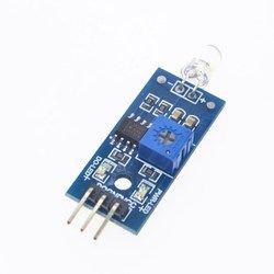 Sensibilité à la lumière Capteur Module LM393 Lumière Capteur Photosensible Pour Arduino Voiture Intelligente 3.3 V-5 V