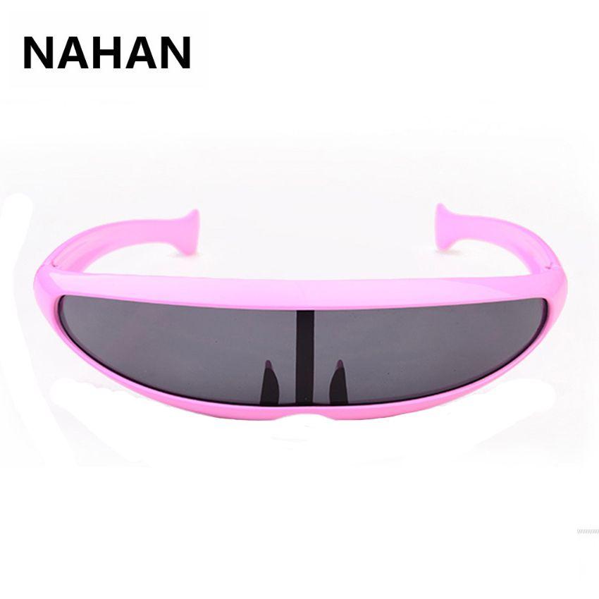 Очень классные чужой Защита от солнца Очки для Для мужчин Для женщин дельфин рыба Форма Водонепроницаемый открытый Солнцезащитные очки для...