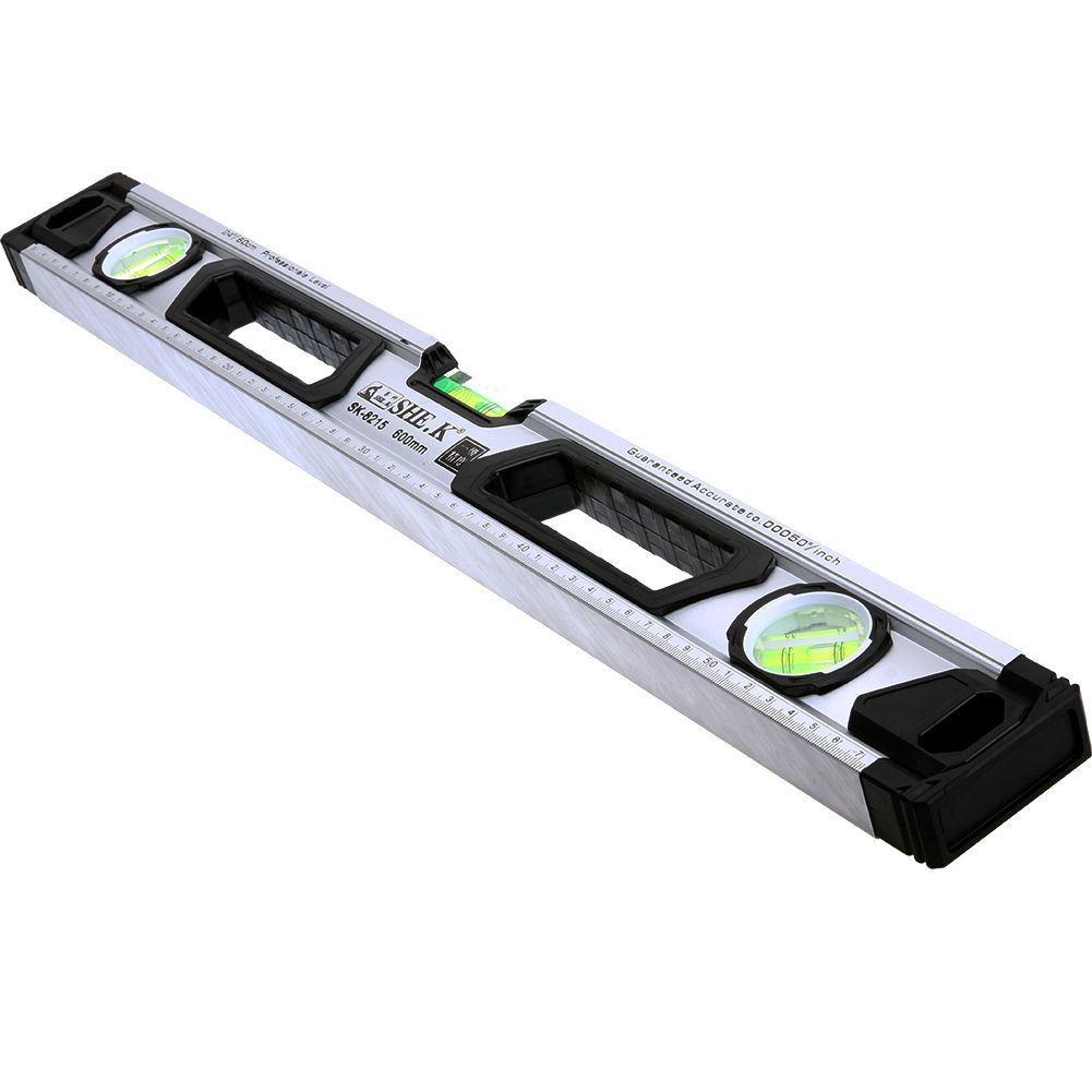 Multi Digital Angle Finder Spirit Level Digital Level 360 Degree 600mm Range Angle Finder Spirit Level Upright with Magnets Rule